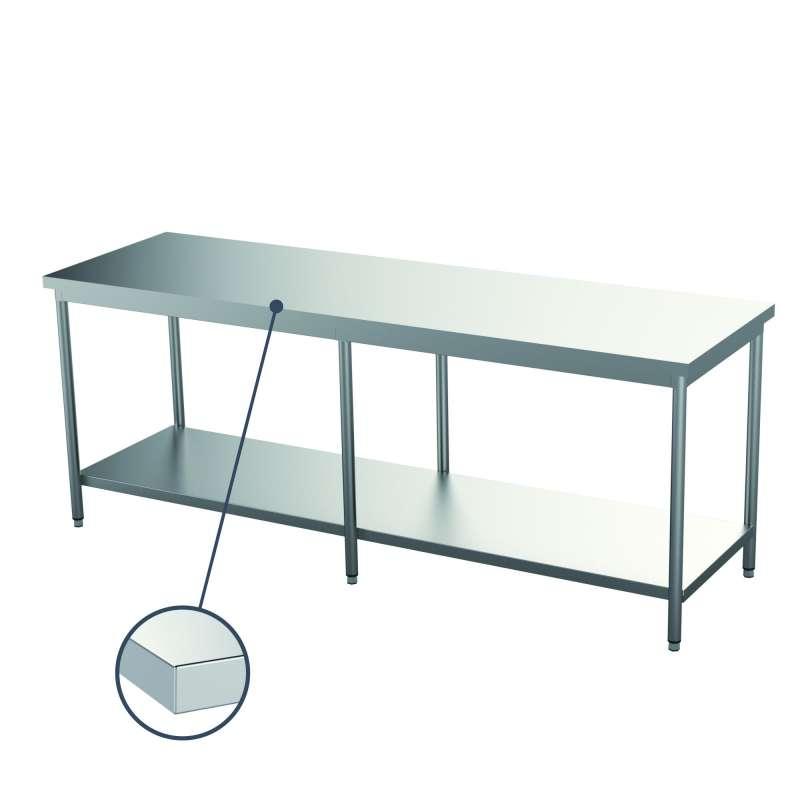 armoire 1 porte a battant p 60 h 170 cm cuisinezinox. Black Bedroom Furniture Sets. Home Design Ideas
